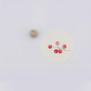 Perlenfischer stempel besje | De Kroonluchter