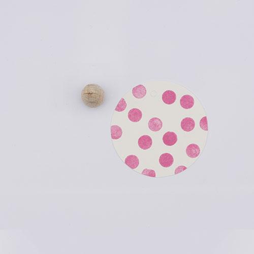 Perlenfischer stempel dots mini | De Kroonluchter