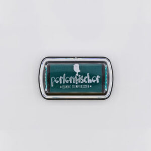 Stempelinkt smaragd groen klein | De kroonluchter