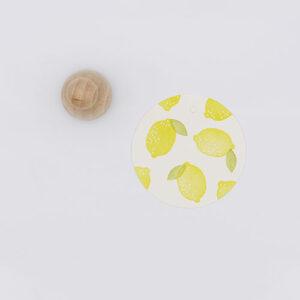 Perlenfischer stempel citroen | De Kroonluchter