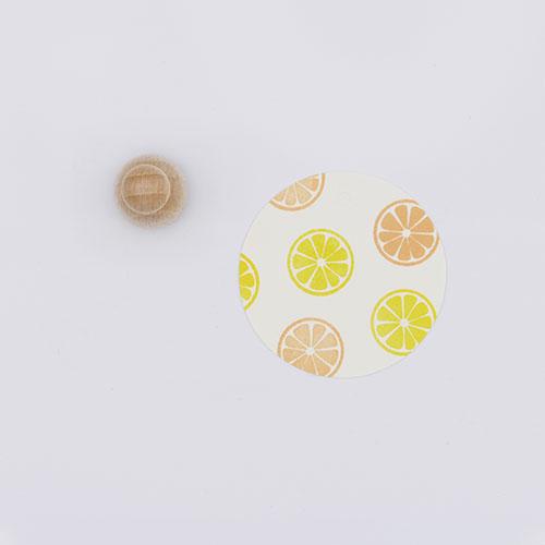 Perlenfischer stempel citroen schijf   De Kroonluchter